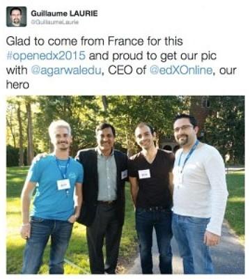 Анант Агарвал, основатель платформы edX